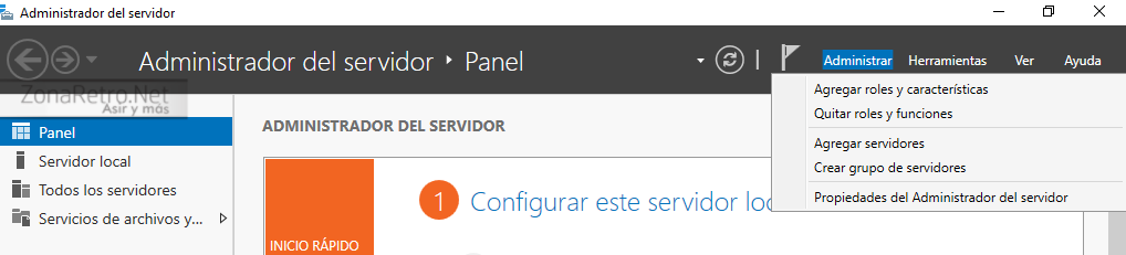 Creación de VPN en Windows Server 19
